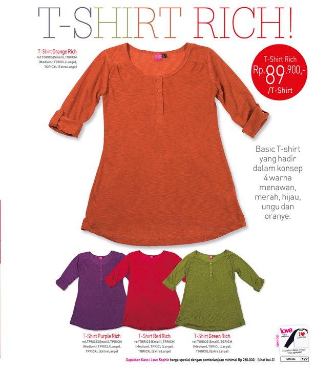 Katalog Sophie Martin Edisi Januari - Februari 2011. Halaman 127
