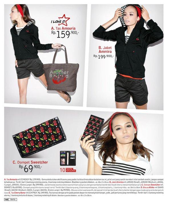 Katalog Sophie Martin Edisi Januari - Februari 2011. Halaman 146