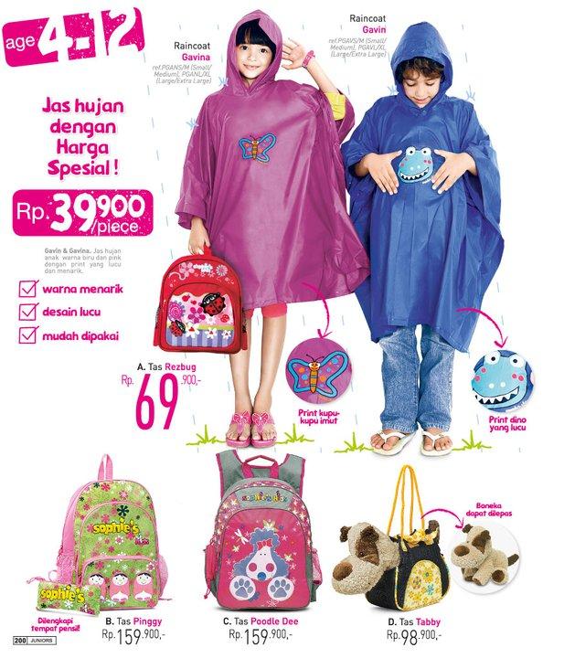 Katalog Sophie Martin Edisi Januari - Februari 2011. Halaman 200