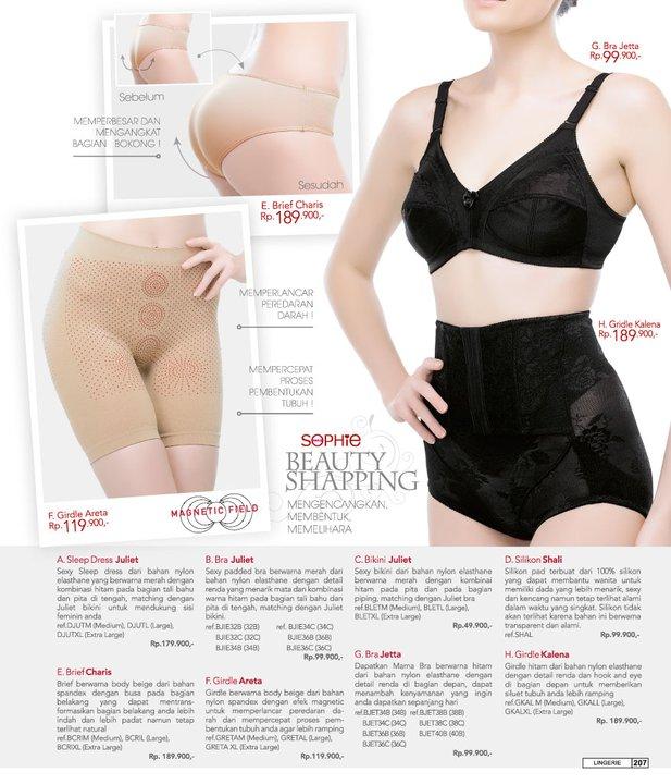 Katalog Sophie Martin Edisi Januari - Februari 2011. Halaman 207