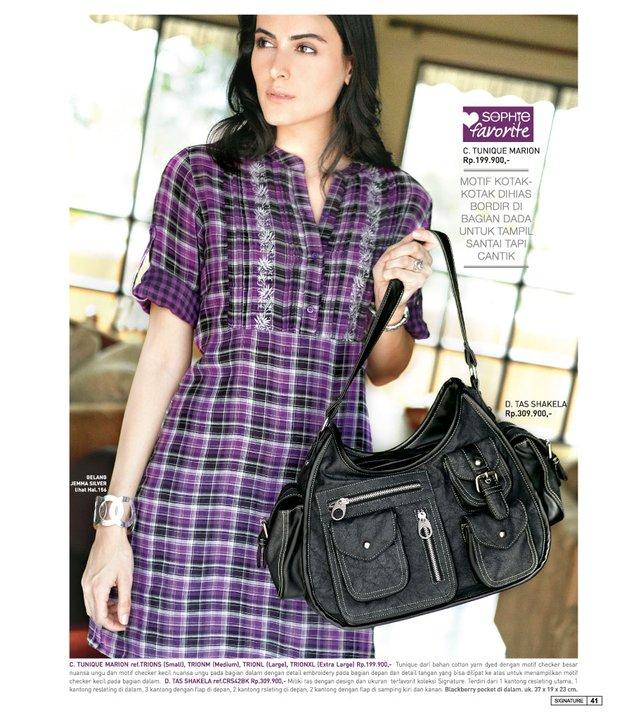 Katalog Sophie Martin Edisi Januari - Februari 2011. Halaman 41