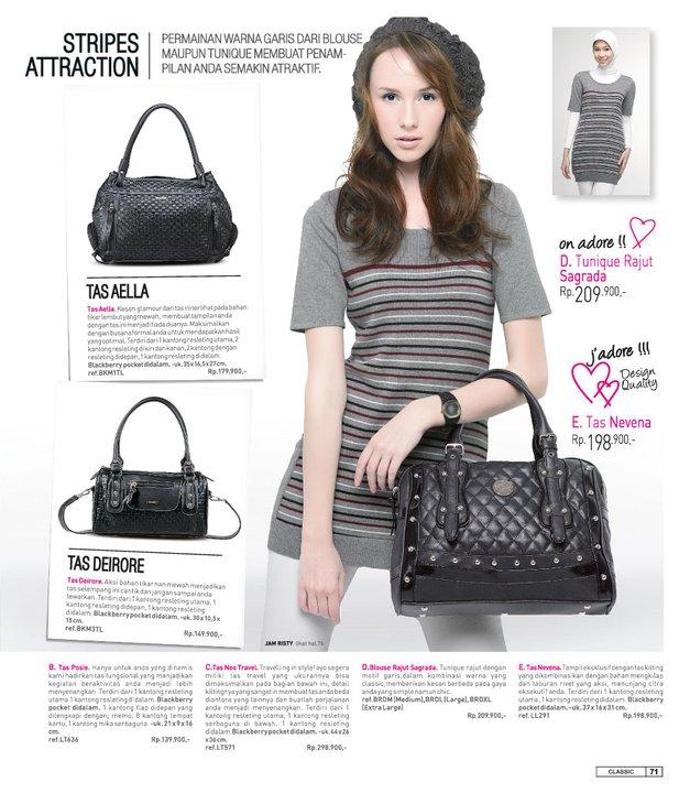 Katalog Sophie Martin Edisi Januari - Februari 2011. Halaman 71