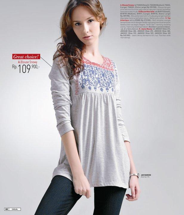 Katalog Sophie Martin Edisi Januari - Februari 2011. Halaman 86