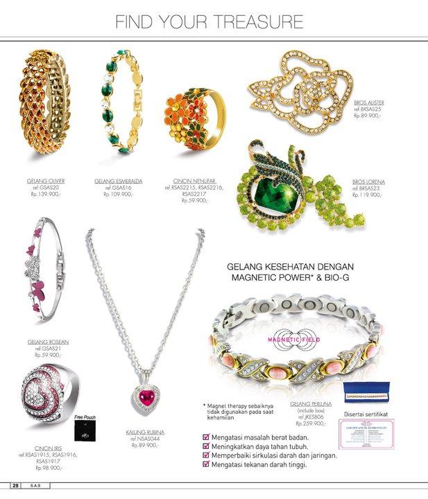 Katalog Sophie Martin Edisi Januari - Februari 2011. Halaman 28