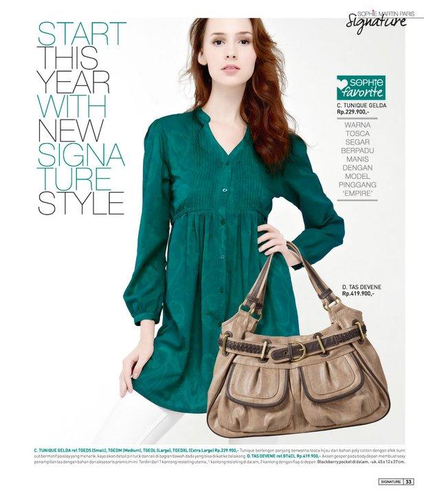Katalog Sophie Martin Edisi Januari - Februari 2011. Halaman 33