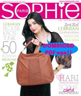 Download Katalog Sophie Martin Edisi Spesial Lebaran 2011