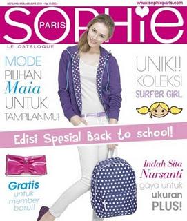 Download Katalog Sophie Martin Edisi Juni - Juli 2011